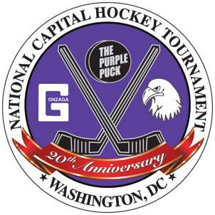 The 20th Annual National Capital Hockey Tournament, the Purple Puck was contested December 26-31, 2013 at Ft. Dupont Ice Arena